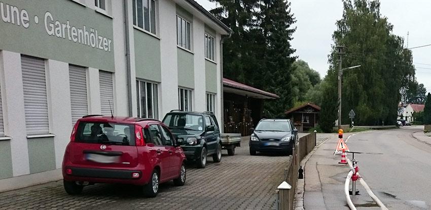 FFW Paar-Harthausen Uebung vor Ort